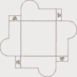 Caja con cierre original