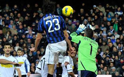 Cesena 0 - 1 Inter Milan (2)