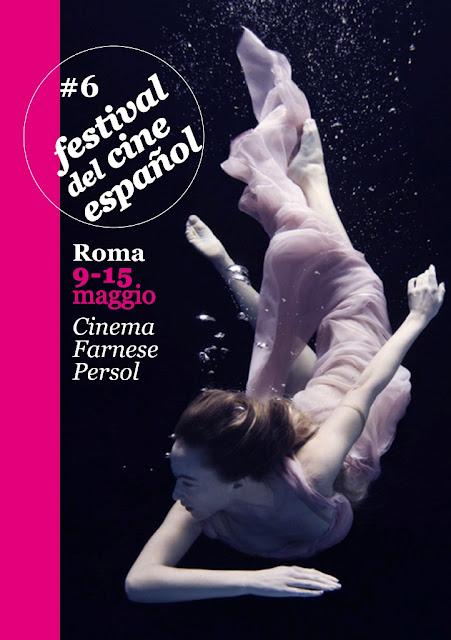 locandina sesta edizione festival cinema spagnolo