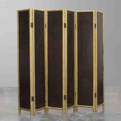 Biombos para separar ambientes ideas decoraci n ig - Biombos separadores de espacios ...