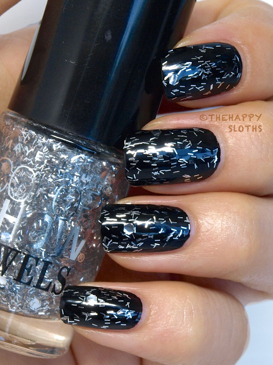 "Color Show Jewels in ""Platinum Adore"": Review and Swatches"