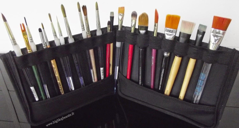 face painting le mat riel avoir pour le maquillage artistique big blog beaut. Black Bedroom Furniture Sets. Home Design Ideas