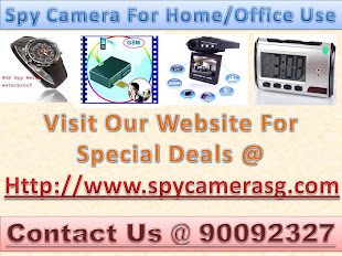 Spy Camera Website