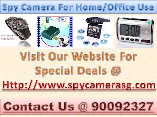 Spy Camera Website