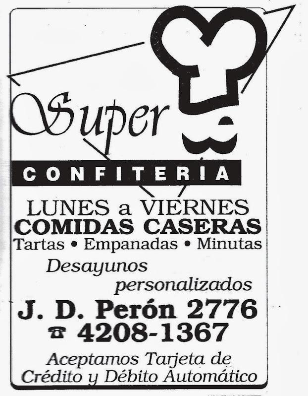 CONFITERÍA SUPER