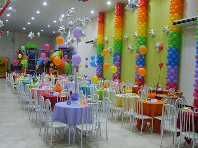 Dicas de festa de aniversário de 1 aninho - Fotos e modelos