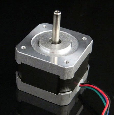 Rp for Nema 17 stepper motor datasheet