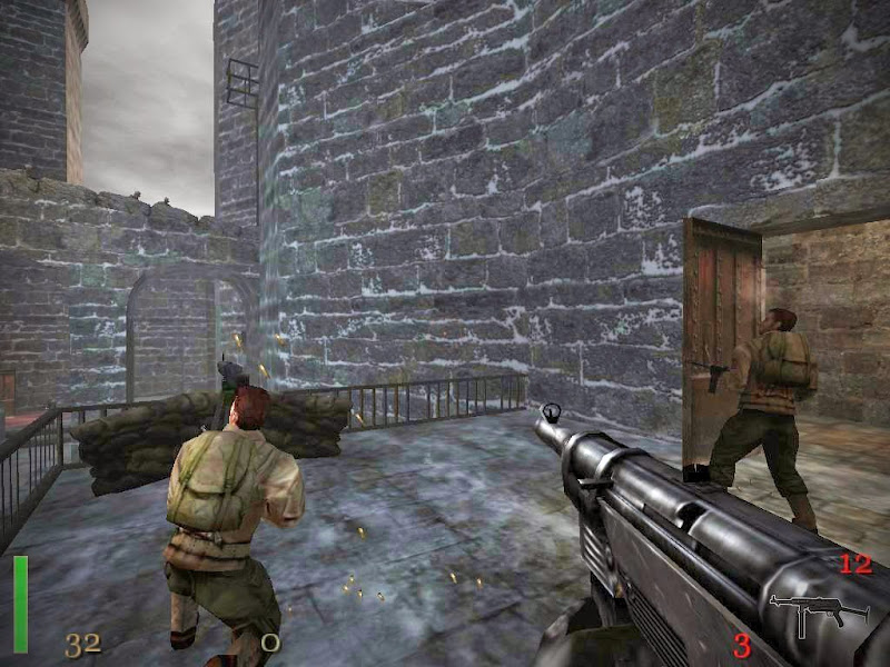 Return to Castle Wolfenstein (2001) Full PC Game Mediafire Resumable Download Links