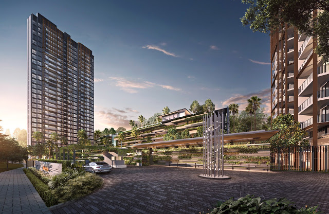 Property Advertisement - Midwood condominium @ Hillview