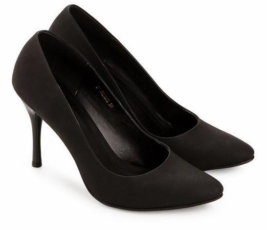 Model sepatu kerja Wanita Vanya Heels