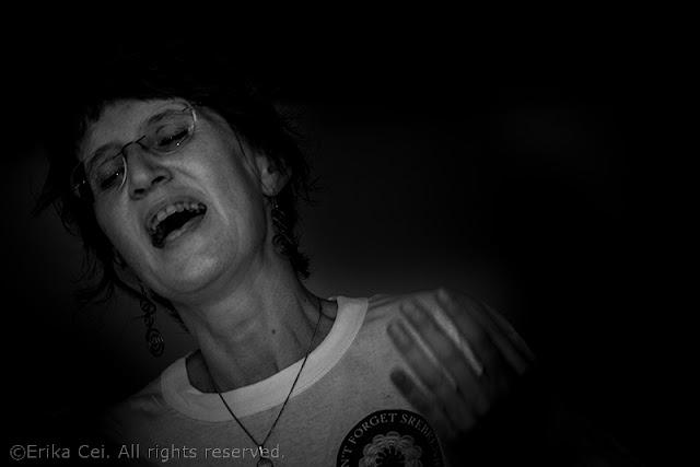 Commemorazione Srebrenica Trieste 2015