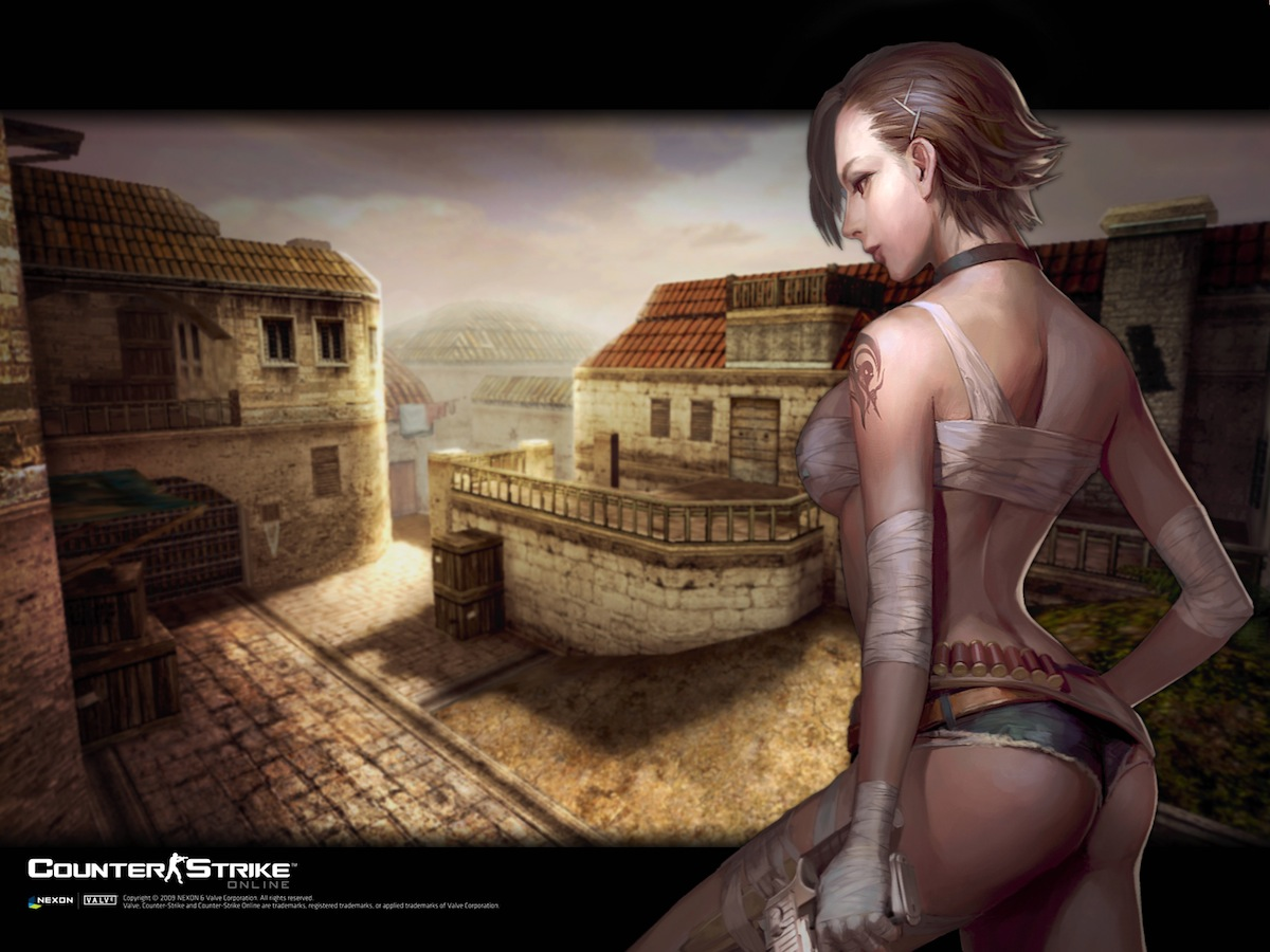 Counter strike porn galleries nude galleries
