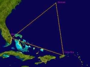 Kisah Manusia Yang Berani Menyelam Di Segitiga Bermuda
