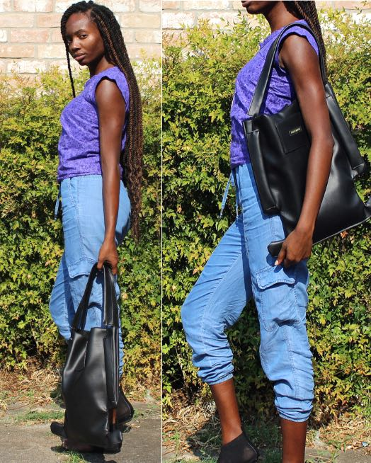 3rdeye Brand Anchor Tote Bags!