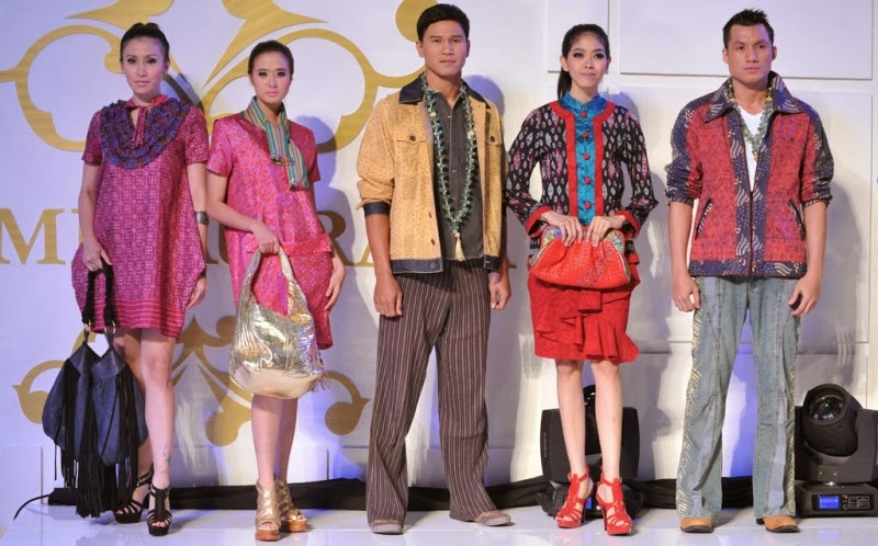 Kumpulan Foto Baju Batik Lombok