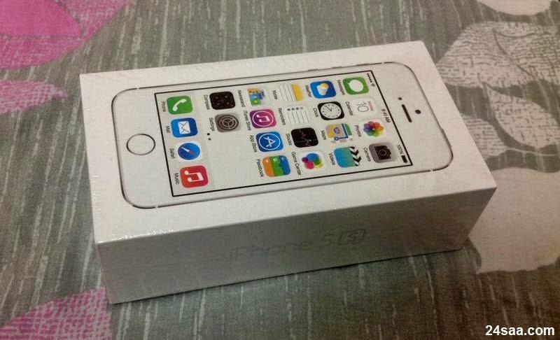 سعر iPhone 5S جديد و مستعمل