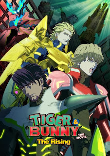 Watch Tiger and Bunny The Rising Online Free Streaming