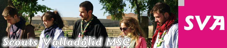 Scouts Valladolid MSC BLOG
