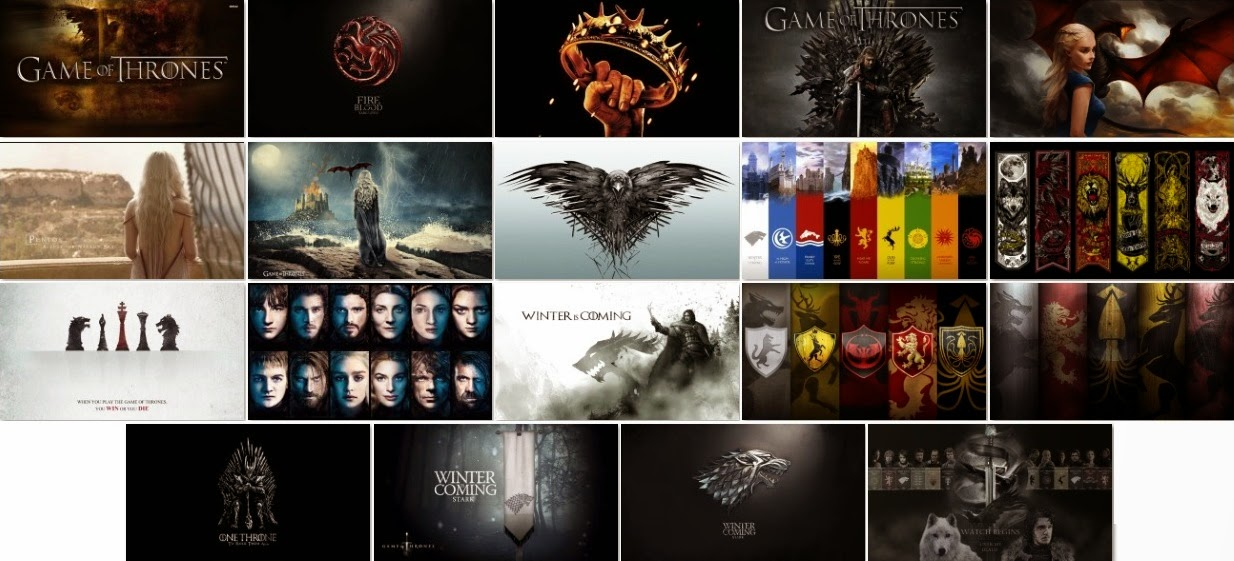 Download Game of Thrones Windows 8.1 Theme