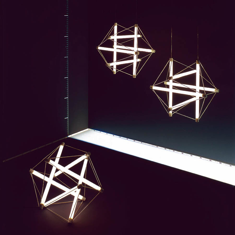 light structure by ingo maurer lighting. Black Bedroom Furniture Sets. Home Design Ideas