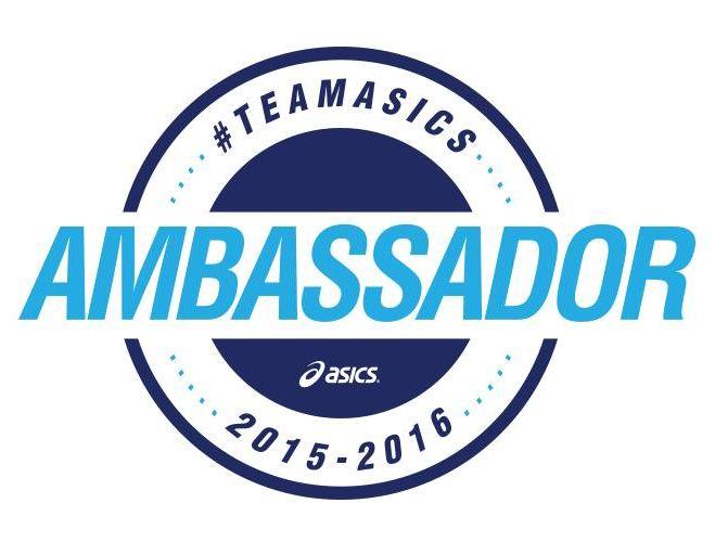 2015-2016 ASICS Ambassador