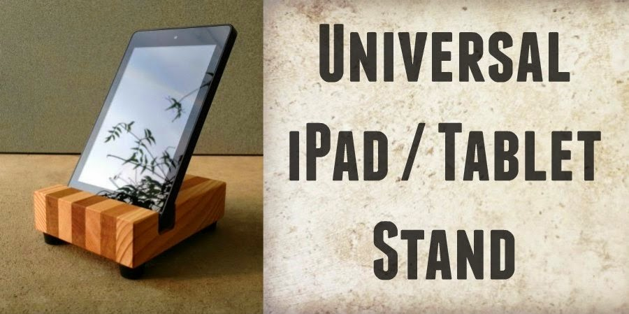 universal ipad stand
