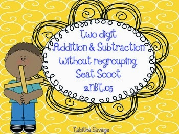 http://www.teacherspayteachers.com/Product/Two-Digit-Addition-Subtraction-Without-Regrouping-Seat-Scoot-2NBT5-919918