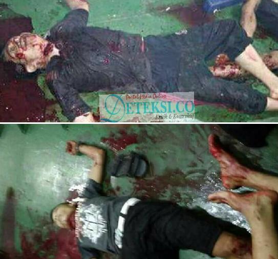 Heboh Pembunuhan Sadis Diatas Kapal KM Wira Gloria Rute Sibolga – Nias
