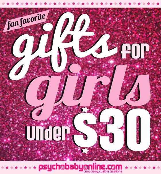Girlie Gifts Under $30