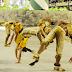 Capoeira Invade o 1º Dia de Desfile do grupo Especial das Escolas de Samba no Rio de Janeiro