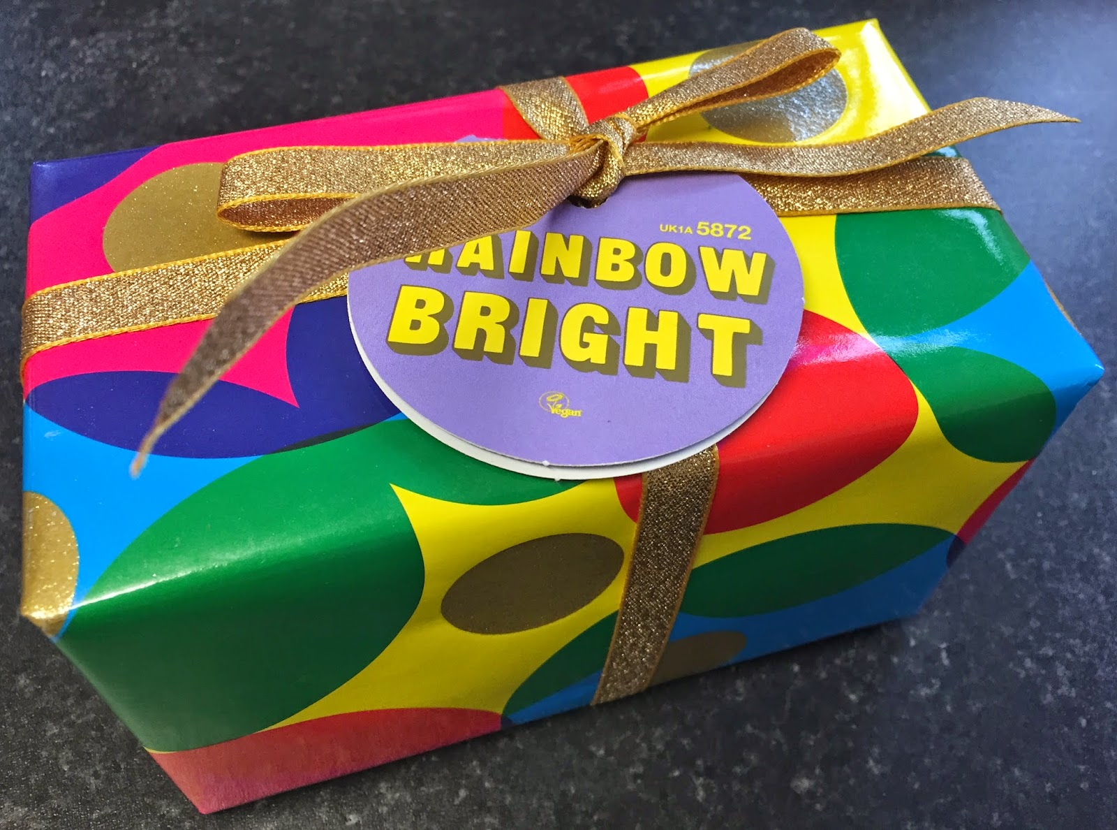 All things lush uk rainbow bright easter gift set 2015 when it comes to the seasonal ranges while to works out a few pence more than buying them individually its worth me purchasing a few gift sets so negle Image collections