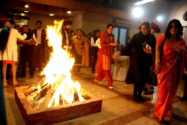 Lohri Celebration by Nizami Brothers