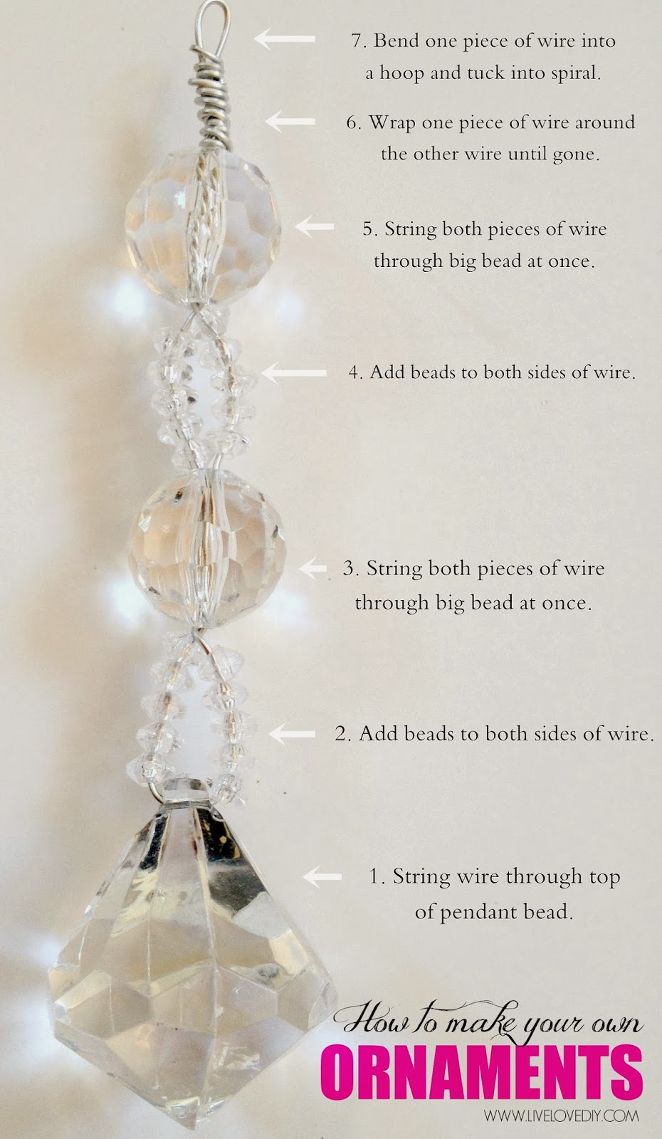Livelovediy how to make your own christmas ornaments part 3 - Make your own christmas tree decorations ...