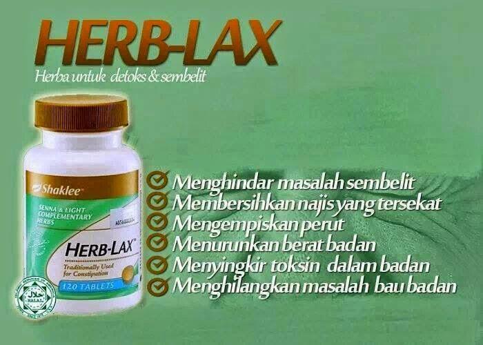 HerbLax Untuk Cuci Usus