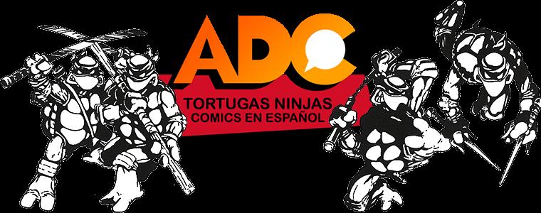 TMNTcomics en español