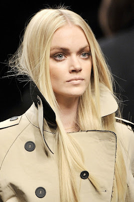 Fall/Winter 2011-2012 Hairstyle Trends- blumarine