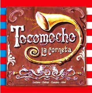 """CD """"Tocomocho la Corneta"""""""