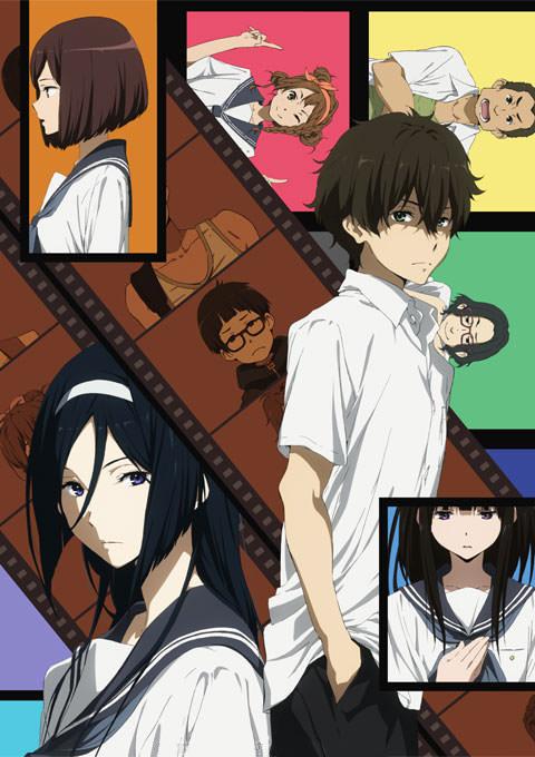 Hyouka un anime al que me gustaría que le hecharan un ojo ^^ Hyouka+portada
