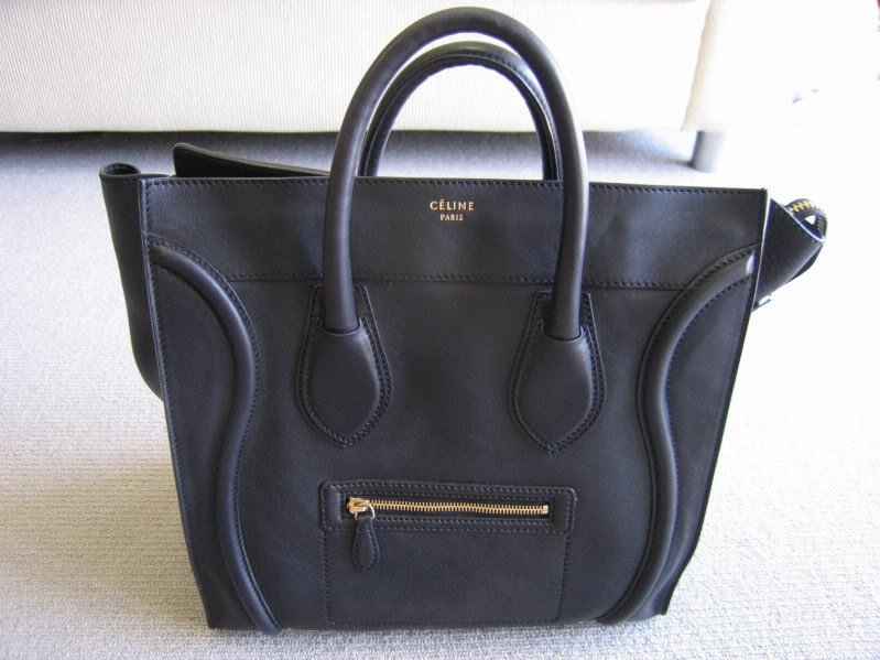 authentic celine luggage bag - Lavalier Dubai: Reader Submitted Review: Celine Luggage Replica