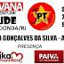 Kika Monnteiro e vereador Paiva estarão na Caravana Municipal da Juventude do PT