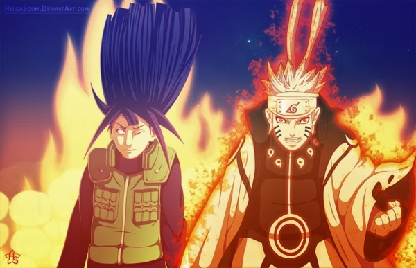 Naruto 342 - 343 Subtitle Indonesia
