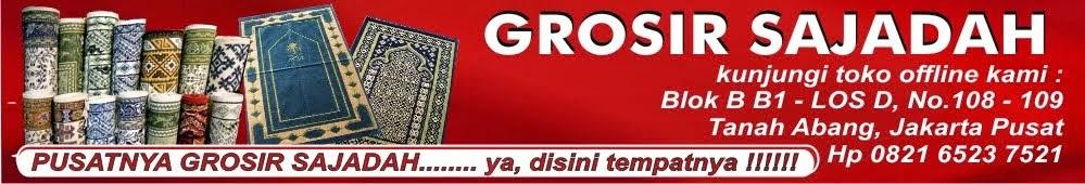Grosir Sajadah