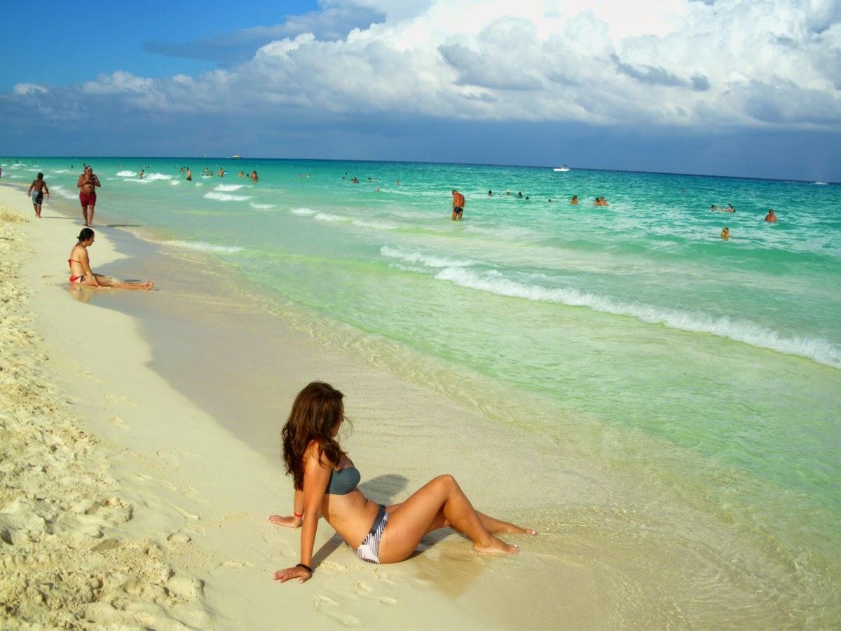 Playa del Caribe en Riviera Maya