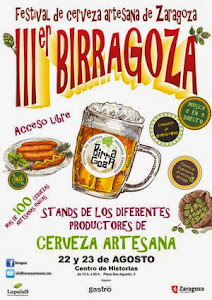 BIRRAGOZA. III Festival de la cerveza artesana