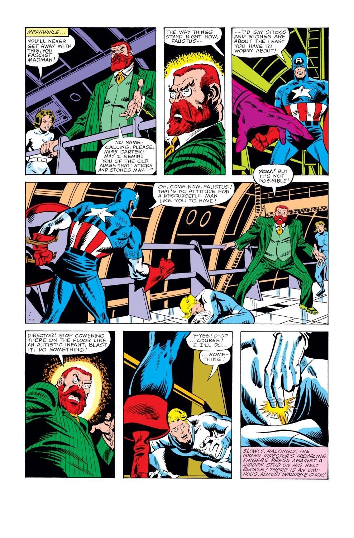 Captain America (1968) Issue #236 #151 - English 14