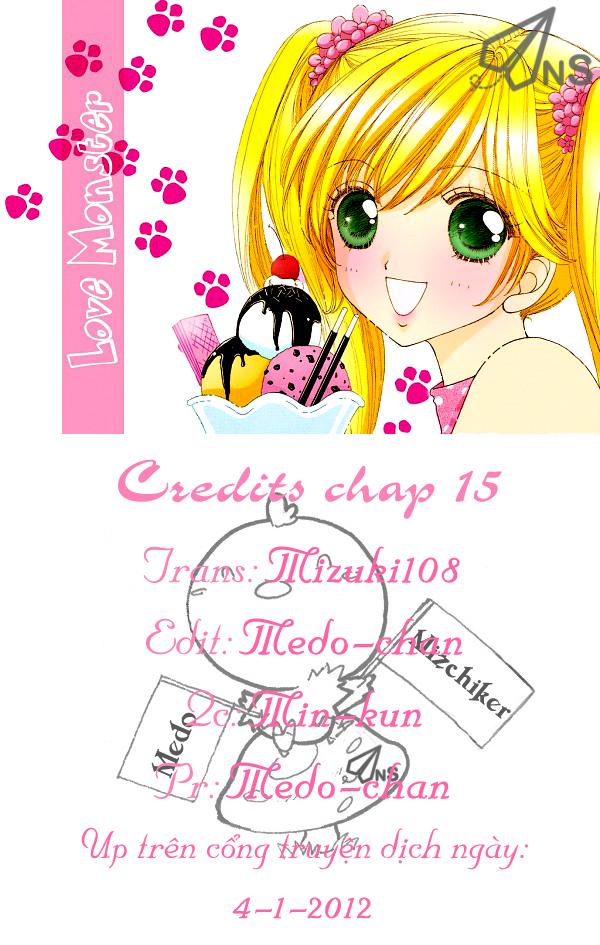 Love♥Monster chap 15 - Trang 29