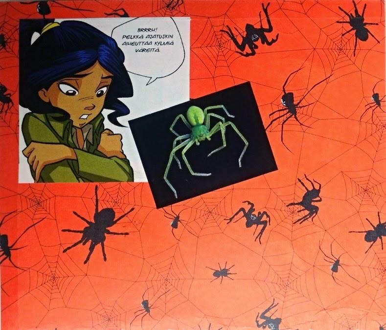 hämähäkki-kirje