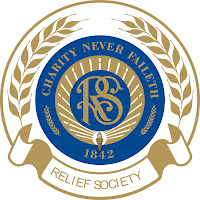 LDS Relief Society Official Logo