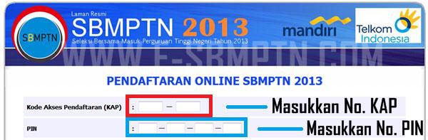 SBMPTN-2013