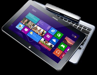 harga samsung smart pc, fitur samsung ativ, tablet windows 8 terbaru